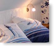 urgemütliches Schlafzimmer